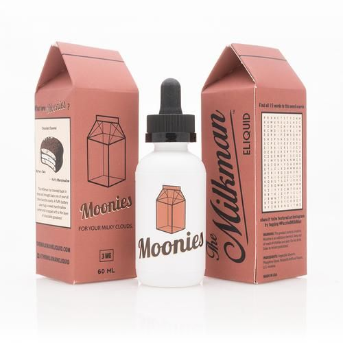 Moonies by The Milkman - 60mL Photo