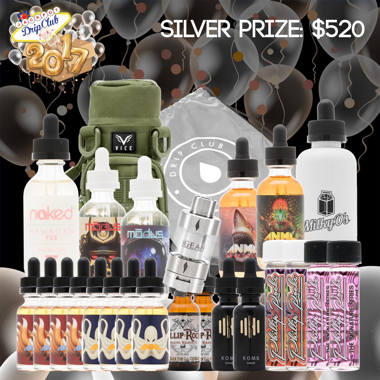 Drip Club New Years 2017 Jackpot  Box! Photo