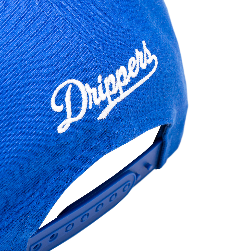 Drip Club Blue Snapback  - Drippers - $35 Value! Photo
