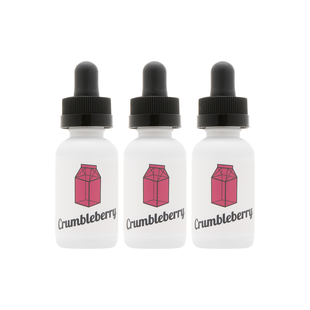 The Milkman - Crumbleberry | Signature Value Pack: 3 Bottles Photo