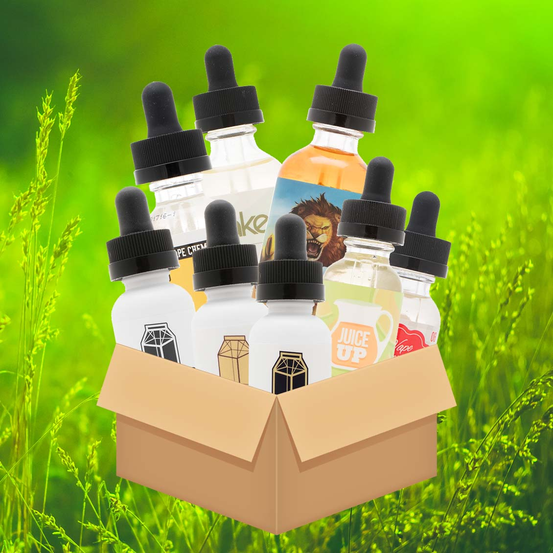 Premium Variety Bundle w/ ANML Unleashed, Milkman, Naked100, and More - 300mL! Photo